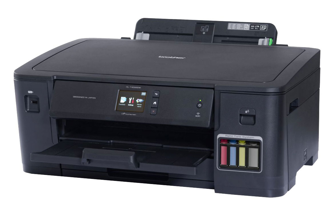 Máy in phun màu BROTHER HL-T4000DW-2