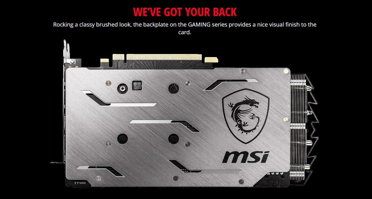 Card đồ họa MSI GeForce RTX 2060 6GB GDDR6 Gaming Z