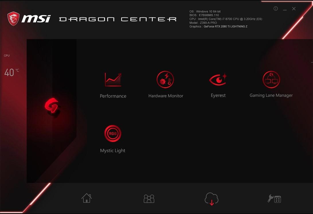 Card màn hình MSI GeForce RTX 2080Ti 11GB GDDR6 LIGHTNING