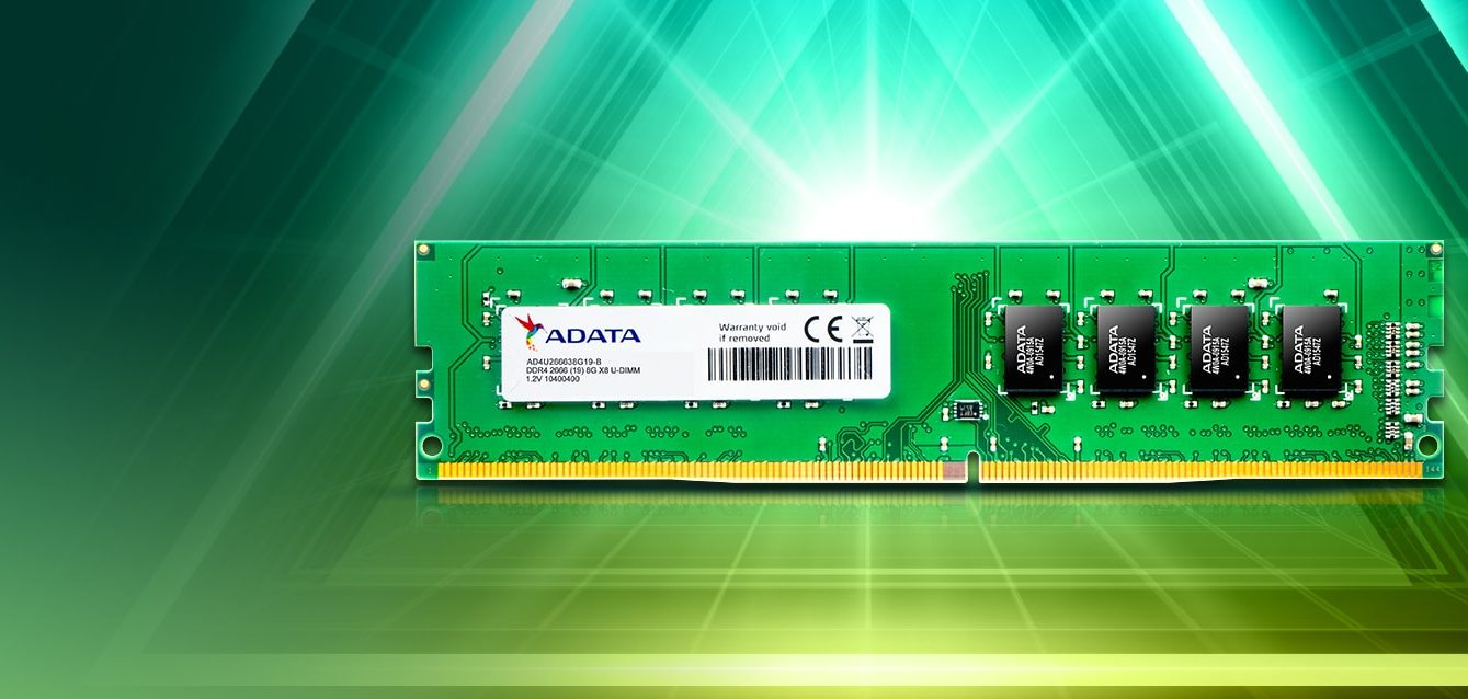 Ram Adata Value 4GB DDR4 2666 (AD4U2666J4G19-S)