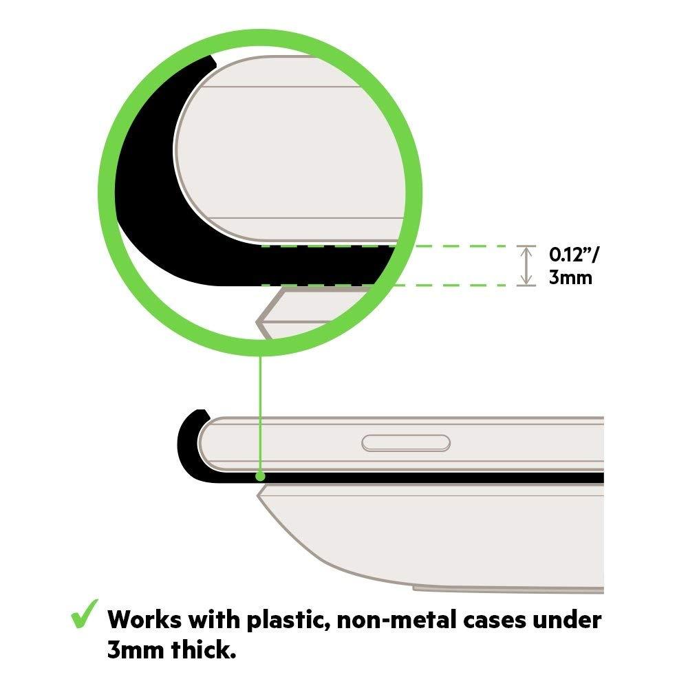 Sạc Không Dây Cho iPhone X/8/8Plus Belkin BOOSTUP F7U027dqWHT Công Suất 7,5W Hỗ Trợ Sạc Nhanh