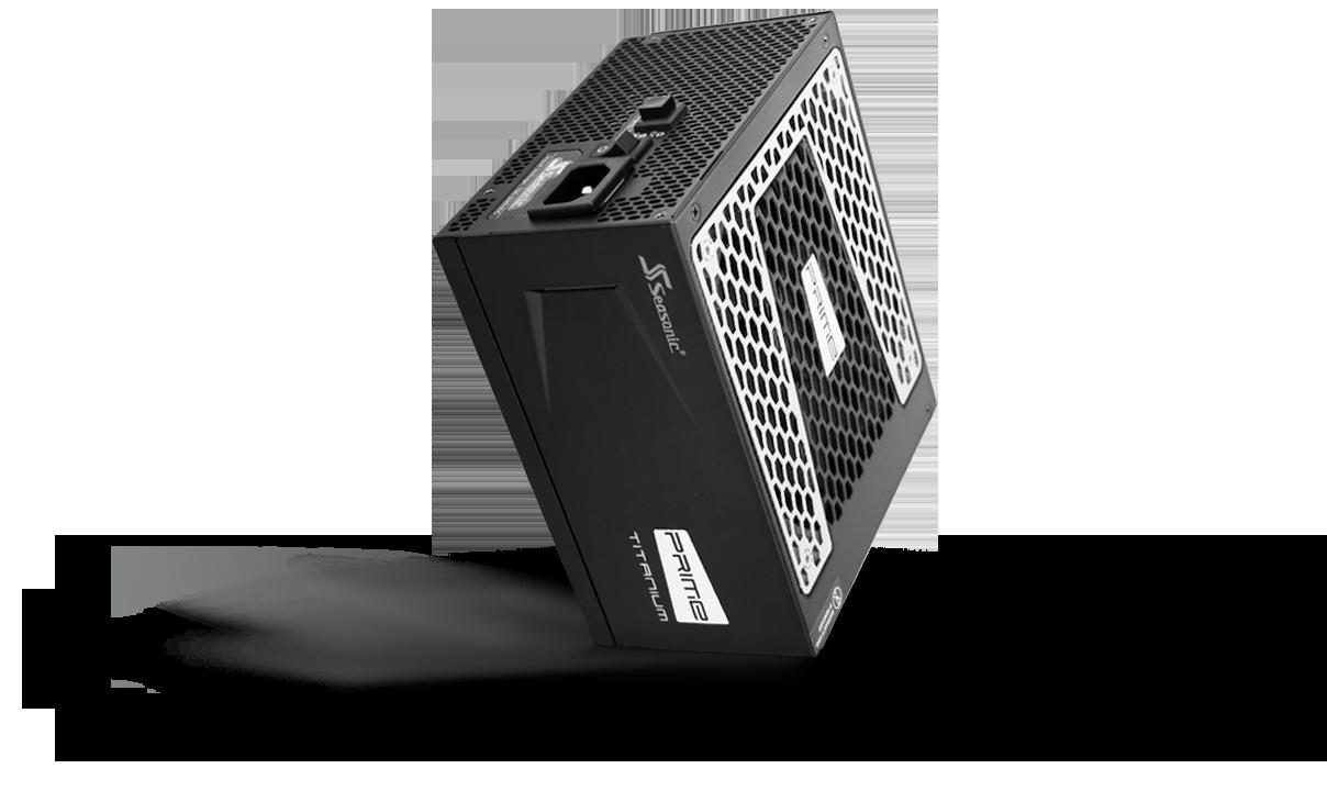 Nguồn máy tính Seasonic Prime Ultra Titanium