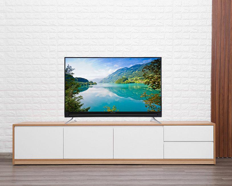 Smart Tivi Sharp Full HD 40 inch LC-40SA5500X thiết kế đẹp mắt ân tượng