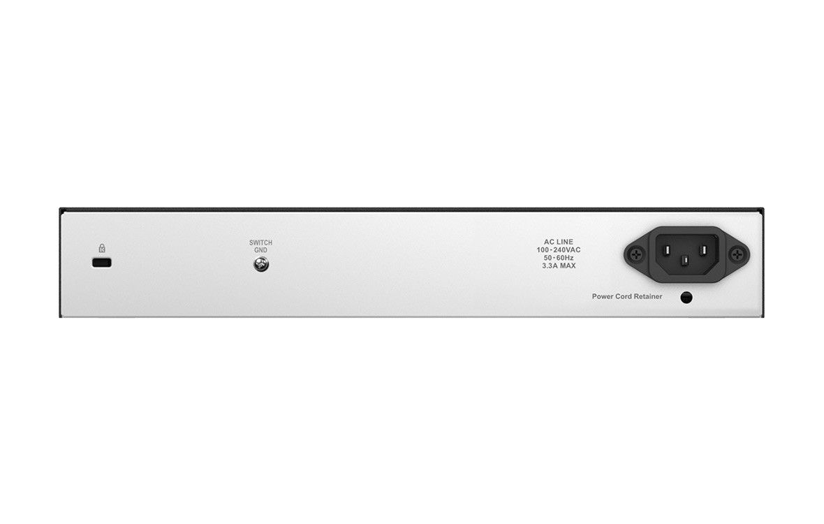 Switch D-Link 24P DGS-1100-24P