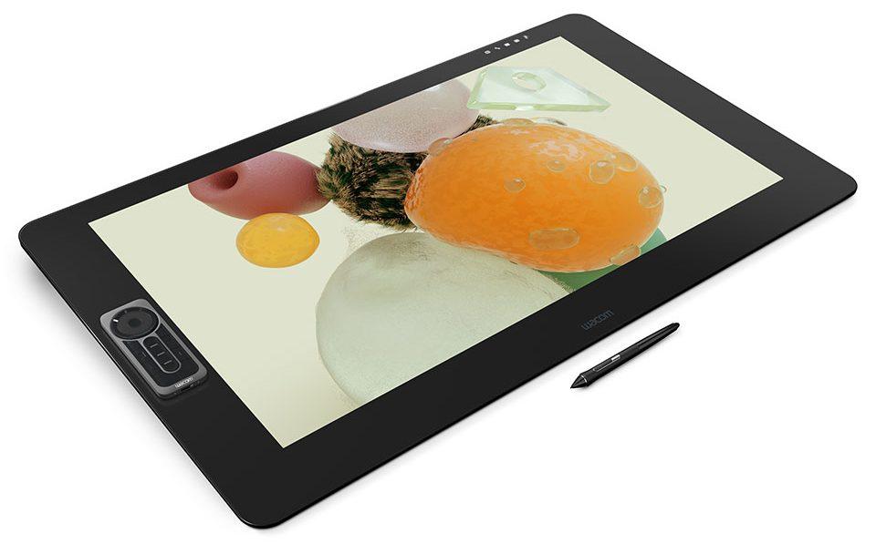 BBảng vẽ Wacom Cintiq Pro 24 - Pen & Touch (DTH-2420/K1-CX) thiết kế đẹp mắt