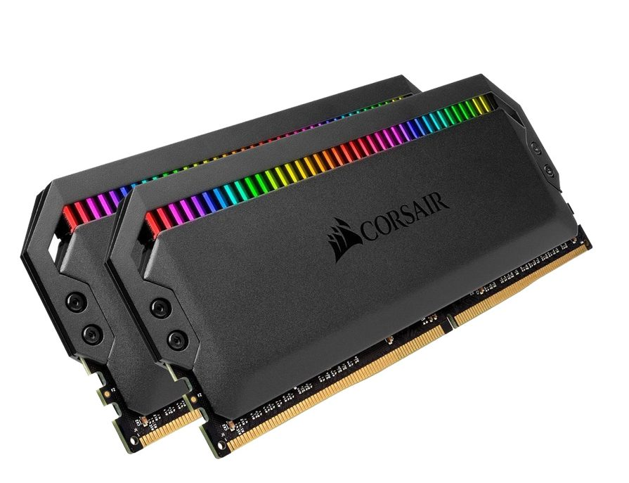 Ram Corsair DOMINATOR Platinum RGB 32GB DDR4 3000