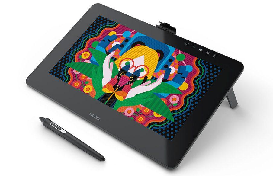 Bảng vẽ Wacom Cintiq Pro 13 (DTH-1320/AK2-CX) phù hợp với các kết nối với thiết bị bên ngoài khác