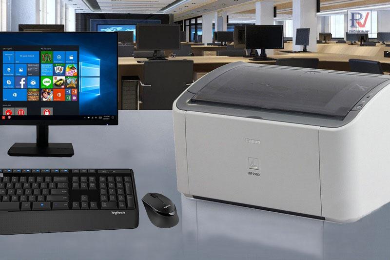 Máy in CanonLBP 2900 phù hợp với mọi văn phòng