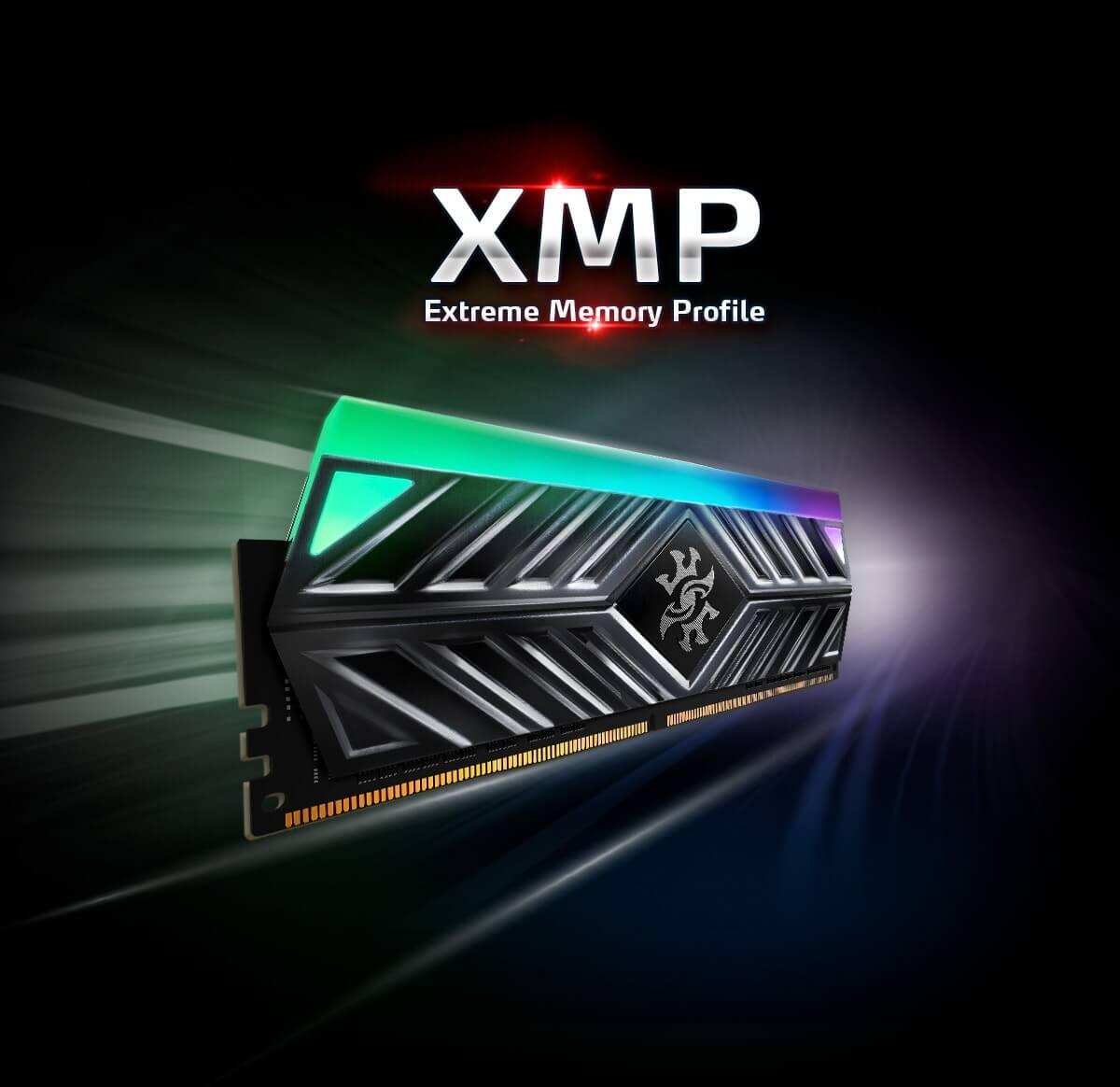 Ép xung dễ dàng với Intel® XMP 2.0