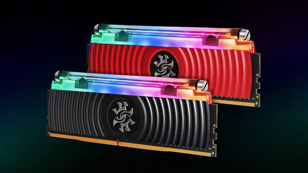 SPECTRIX D80 là bộ nhớ RAM DDR4 RGB đầu tiên trên thế giới với hệ thống làm mát bằng không khí lỏng