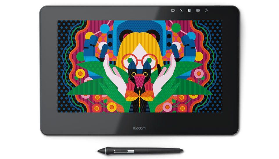 Bảng vẽ Wacom Cintiq Pro 13 (DTH-1320/AK2-CX) thiết kế đẹp mắt phù hợp với mọi đối tượng sử dụng