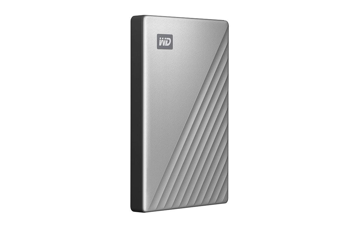 Ổcứng HDD WD My Passport Ultra 2TB 2.5 inch,3.0 (WDBC3C0020BSL-WESN) (Bạc)_2