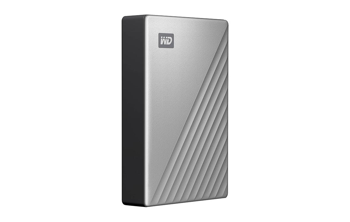 Ổ cứng HDD WD My Passport Ultra 4TB 2.5 inch,3.0 (WDBYFT0040BSL-WESN) (Bạc)_5