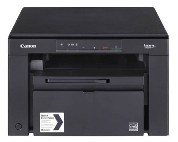 Máy in laser trắng đen CANON MF3010AE -1