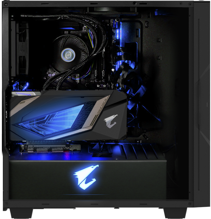 Case Gigabyte AORUS AC300G GLASS
