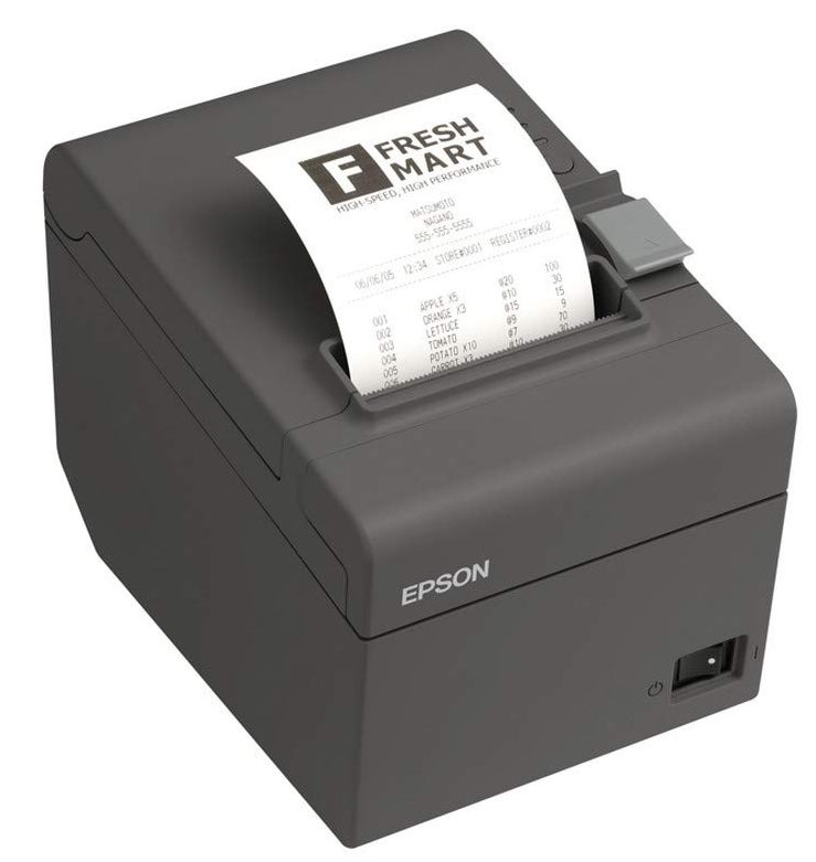 Máy in hóa đơn EPSON T82 II USB