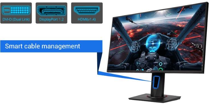 Màn hình LCD Asus 25 inch VG258QR