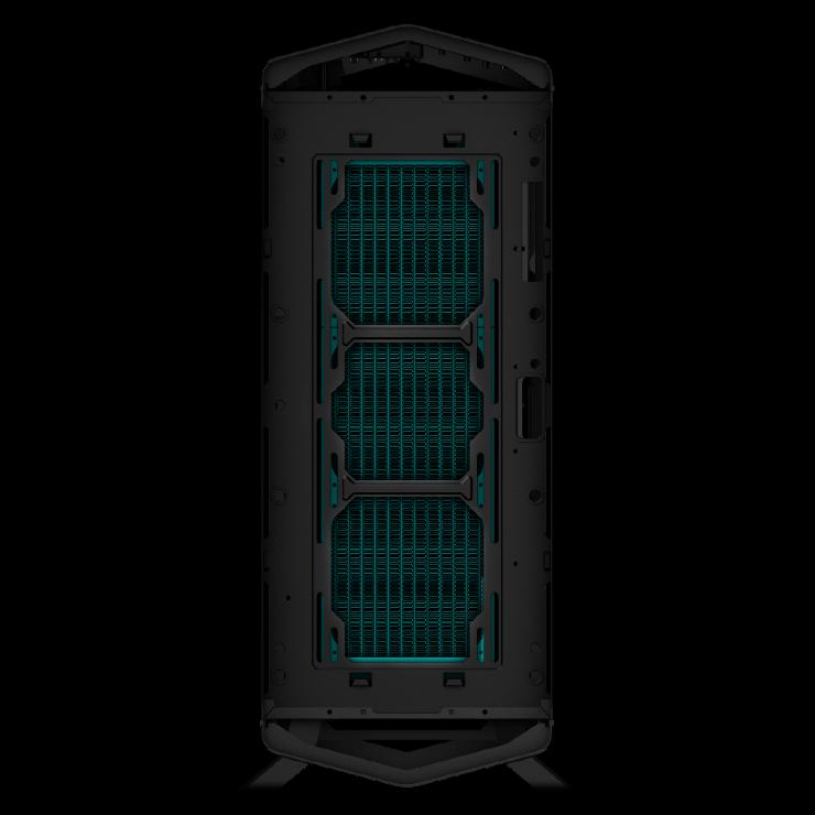 Case Aerocool P7-C1 Pro BG Đen