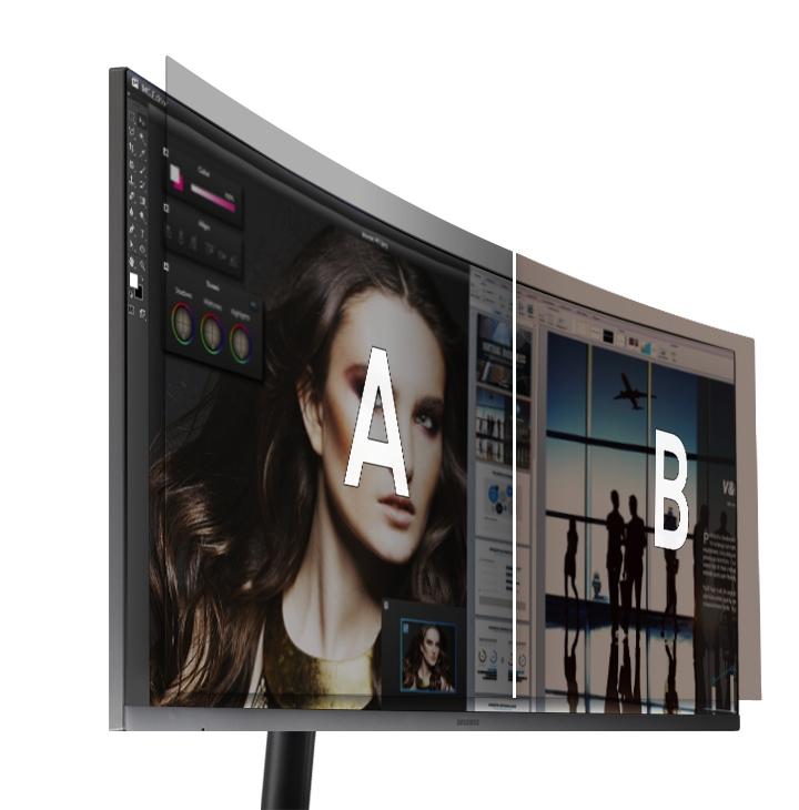 Màn hình cong Samsung Ultra WQHD LC34H890WJEXXV