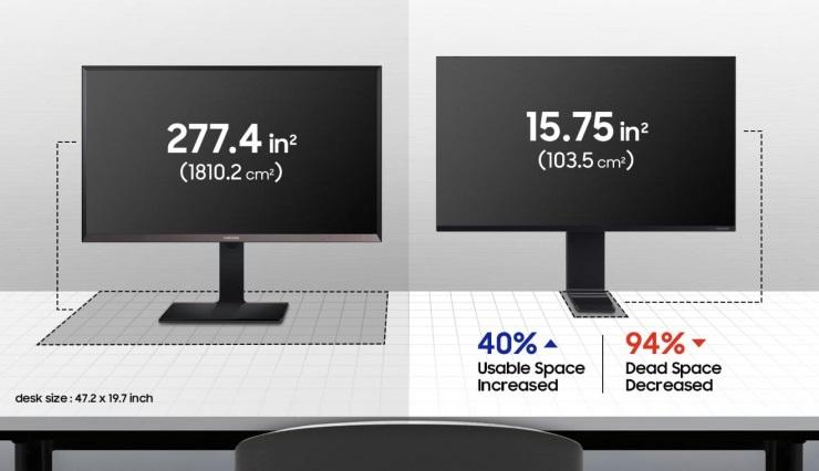 """Màn hình LCD Samsung """"The Space"""" LS32R750"""