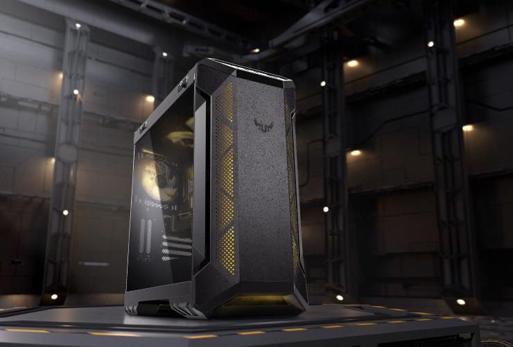 Case máy tính Asus TUF Gaming GT501