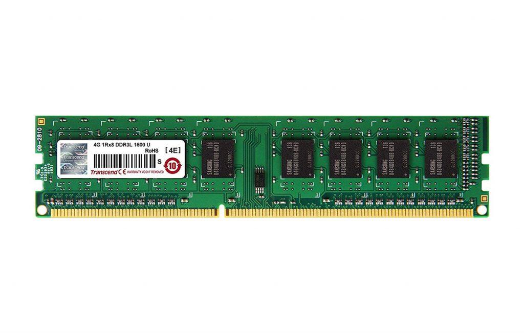 RAMTranscend 4GB DDR3L 1600 (TS512MLK64W6H)