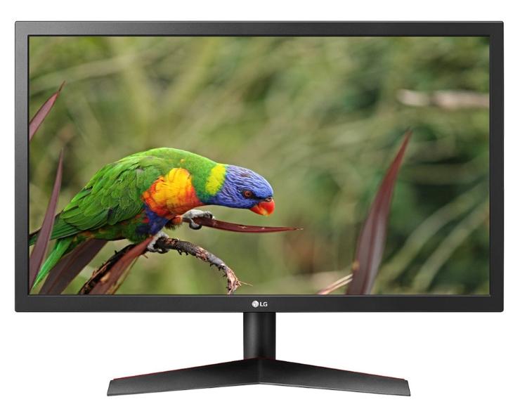 Màn hình LCD LG 24'' 24GL600FB (Đen) -1