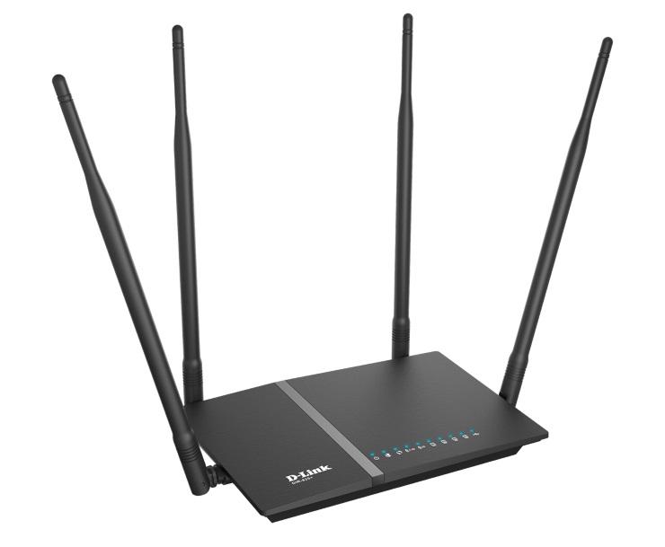 Router Wifi D-Link DIR 825+