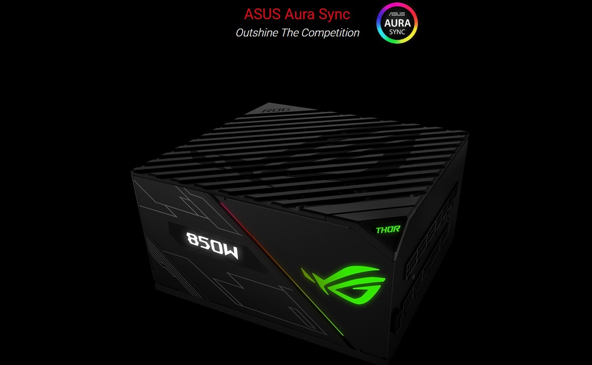 ASUS ROG Thor 850P
