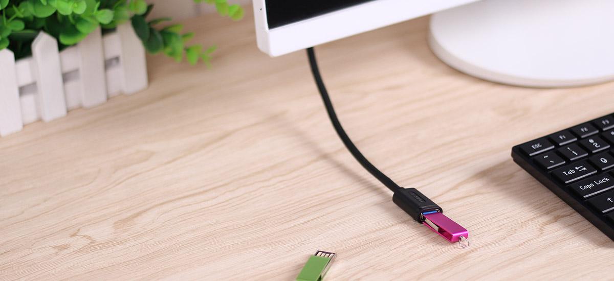Cáp USB Nối Dài 3.0 (1.5m) Unitek Y-C458GBK phù hợp với mọi thiết bị