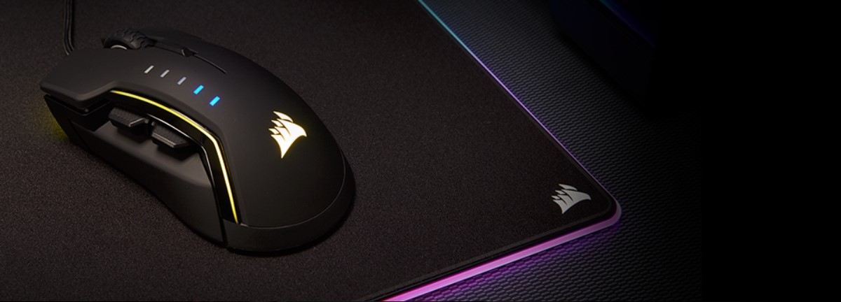 CORSAIR MM800C RGB Polaris Gaming (Cloth Edition)