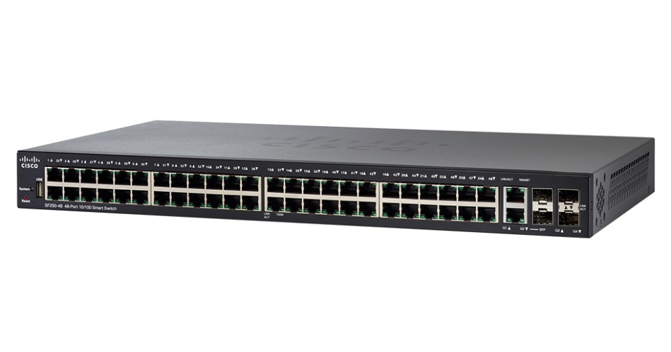 Cisco SF250-48