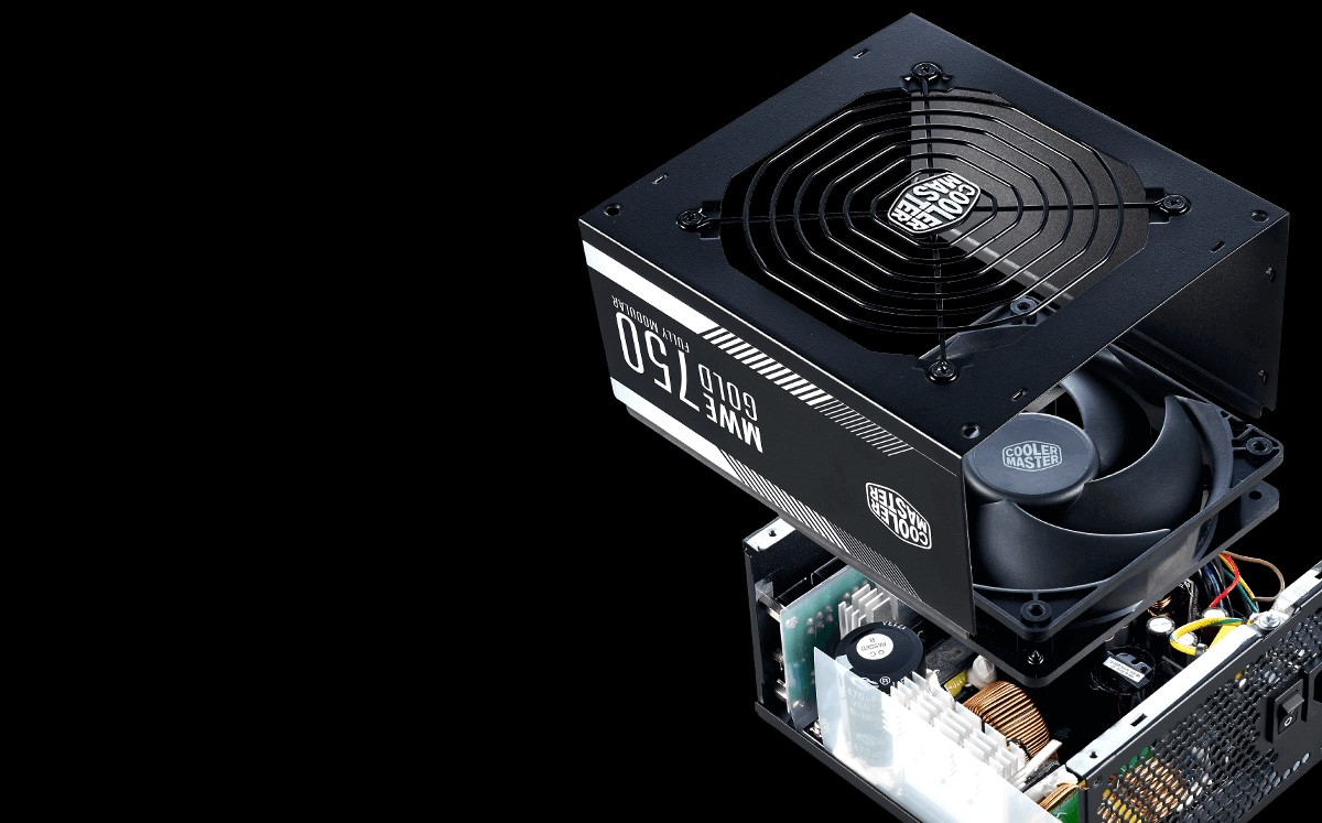 Cooler Master MWE Gold 750-Full Modular
