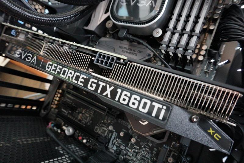 EVGA GTX 1660Ti (IDGconnect)