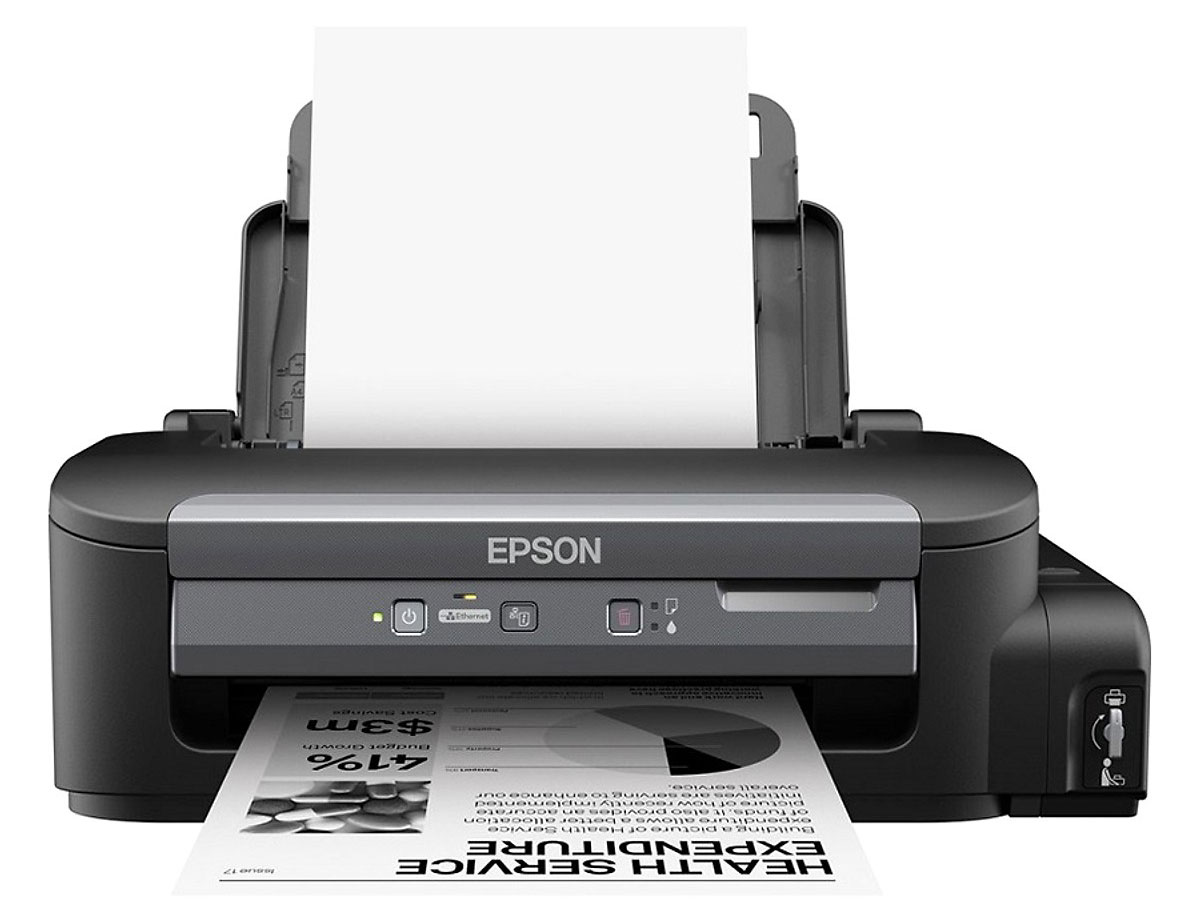 Máy in phun trắng đen EPSON M100-1