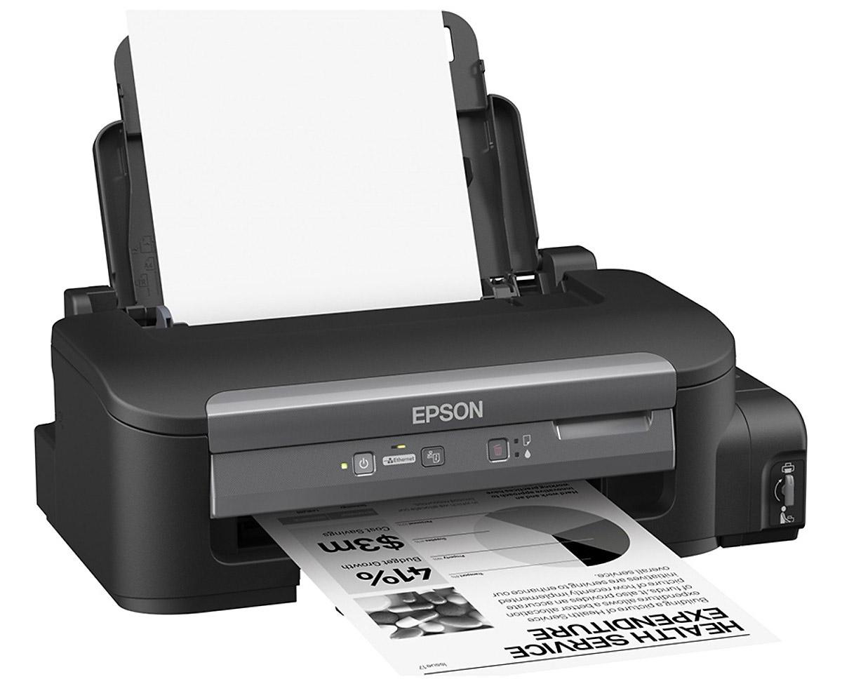 Máy in phun trắng đen EPSON M100-2