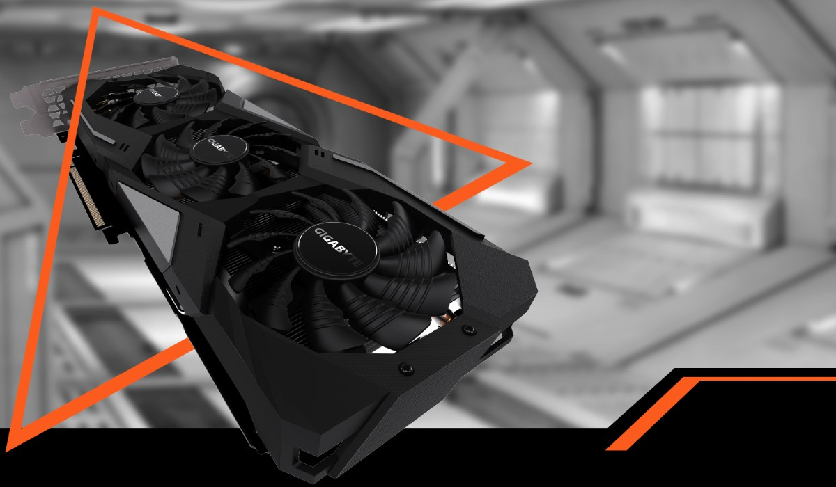 GIGABYTE GeForce GTX 1660 6GB GDDR5 Gaming OC