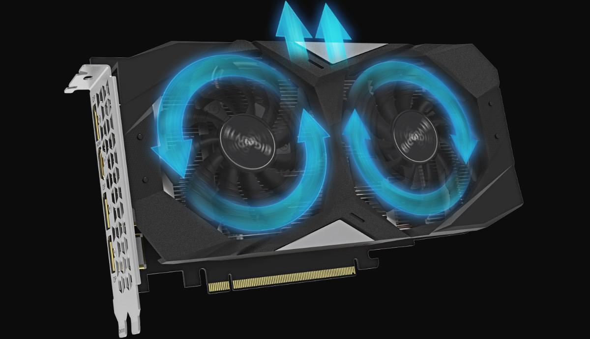 GIGABYTE GeForce GTX 1660 6GB GDDR5 OC