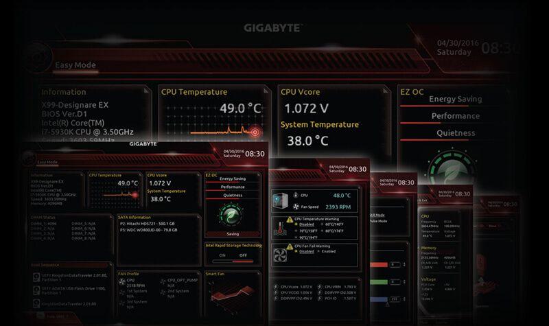 Mainboard GIGABYTE Z390 DESIGNARE