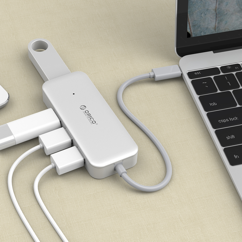 Hub Orico Type C to USB 3.0 (TC4U-U3)