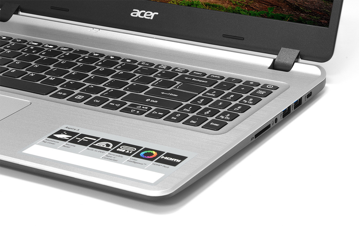 Overview Laptop Acer Aspire A515-53-3153 (NX.H6BSV.005) 5