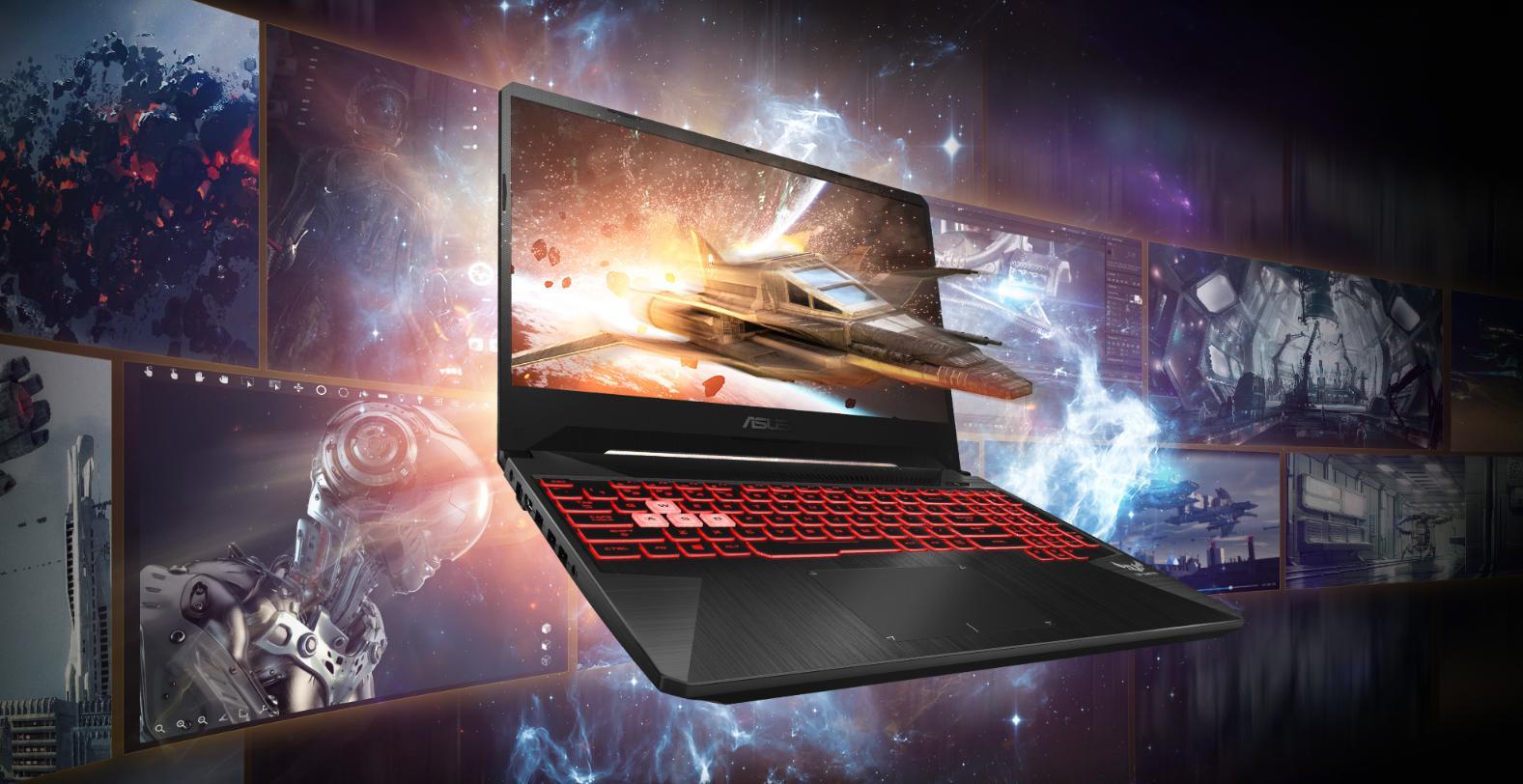 Laptop Asus TUF Gaming FX505GM-BN117T-8