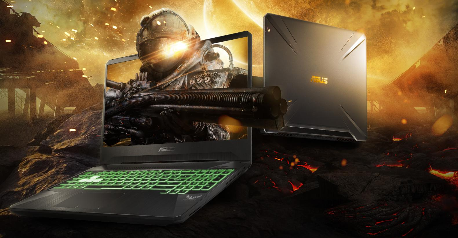 Laptop Asus TUF Gaming FX505GM-BN117T