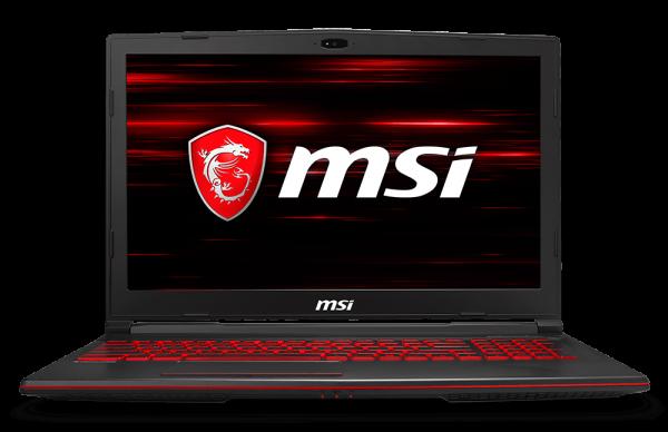 Laptop MSI GL63 8SD-281VN-9