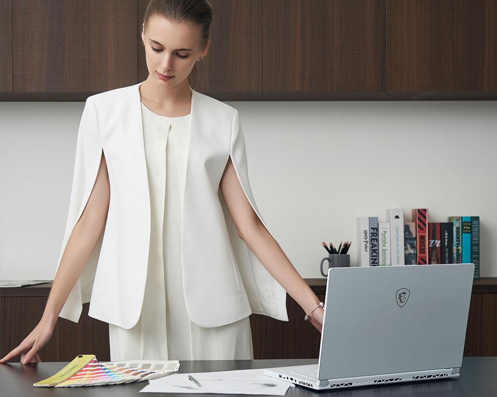 Laptop MSI Prestige P65 8RE-069VN-2