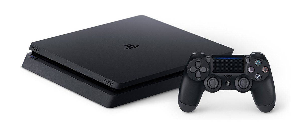 Máy chơi game Playstation 4 Slim 1TB (CUH-2218B B01)_1