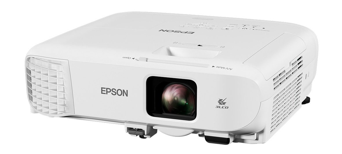 Máy chiếu Epson EB-2042 với nhiều tính năng cao cấp