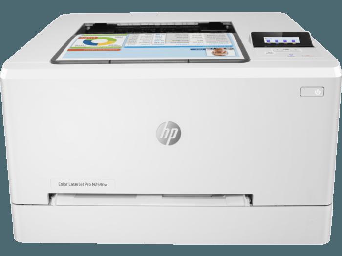 Máy in laser màu HP Pro 200 M254NW (T6B59A)-2
