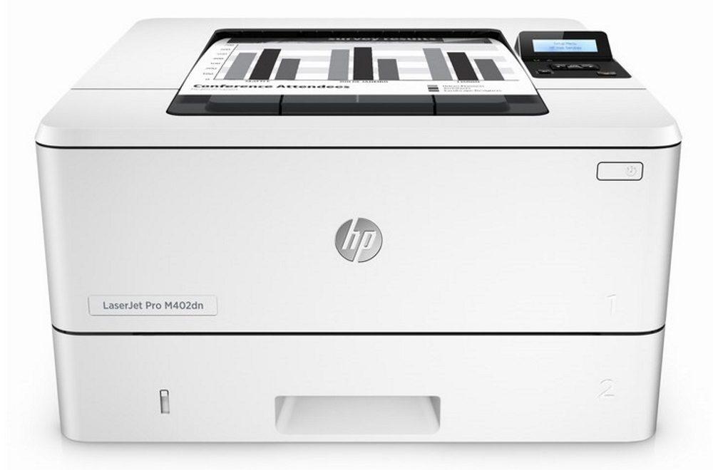 Máy in laser trắng đen HP M402DN (C5F94A)