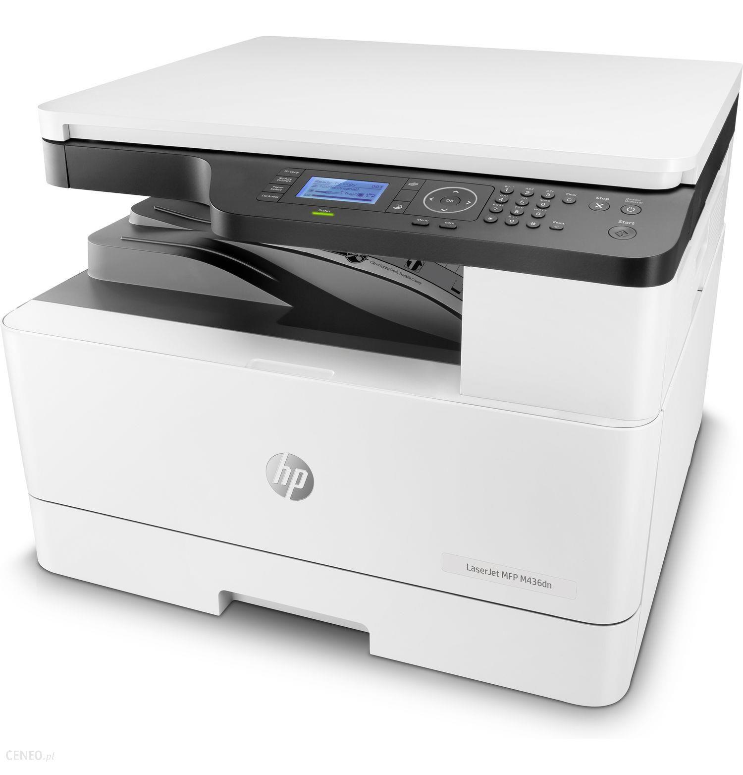 Máy in laser trắng đen HP Pro MFP M436dn (2KY38A)_1